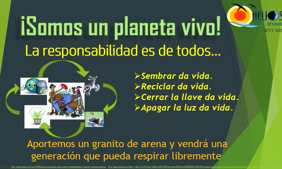 Somos un planeta vivo!